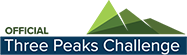 Official Three Peaks Challenge Logo